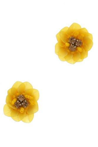 Flower post earring-id.cc37726