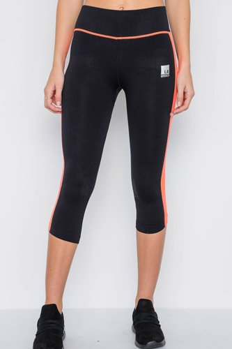 Contrast stripe active sporty leggings-id.cc37763