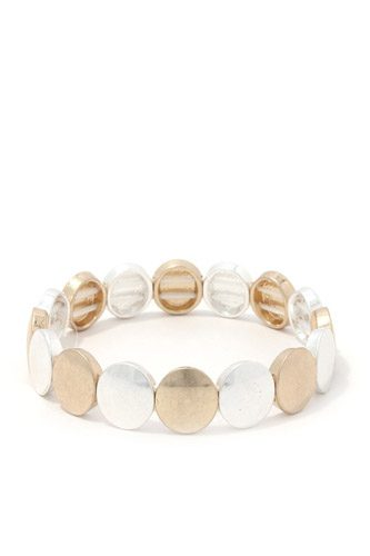 Round metal stretch bracelet-id.cc37806