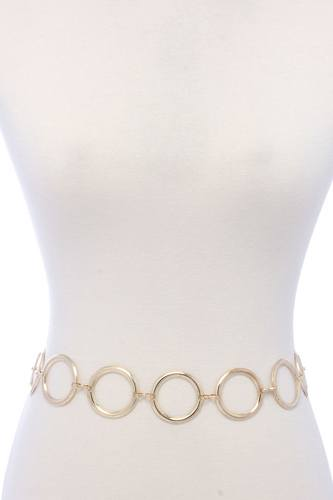 Circle linked metal belt-id.cc37856
