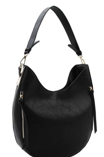 Fashion chic trendy hobo bag with long strap-id.cc38527