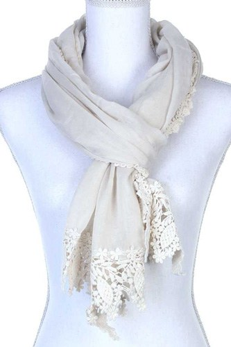 Plain oblong scarf-id.cc38687
