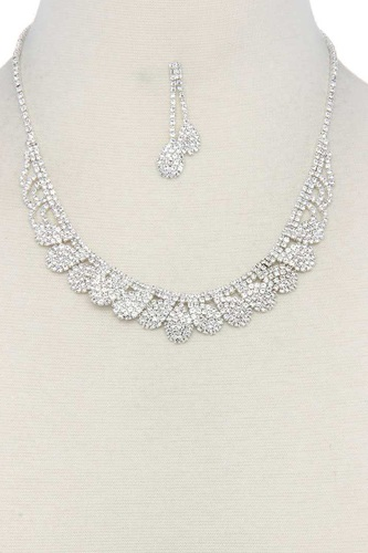 Rhinestone necklace-id.cc38760