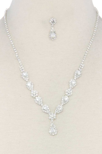 Rhinestone necklace-id.cc38763