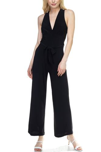 Strapless belted jumpsuit-id.cc38950