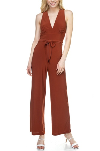 Strapless belted jumpsuit-id.cc38950a