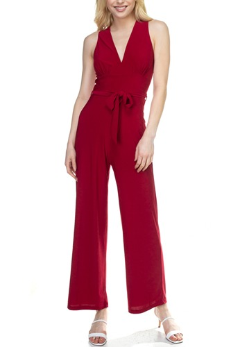 Strapless belted jumpsuit-id.cc38950c