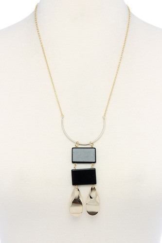 Modern chic pendant necklace-id.cc39043