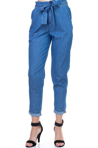 Chambray Denim Pants-id.cc39103