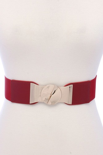 Pu leather elastic belt-id.cc39146