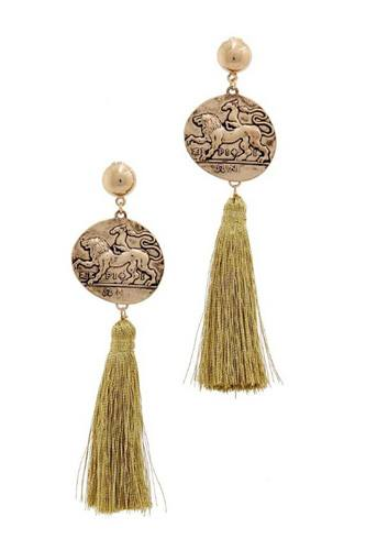 Fashion tassel drop chic earring-id.cc39310