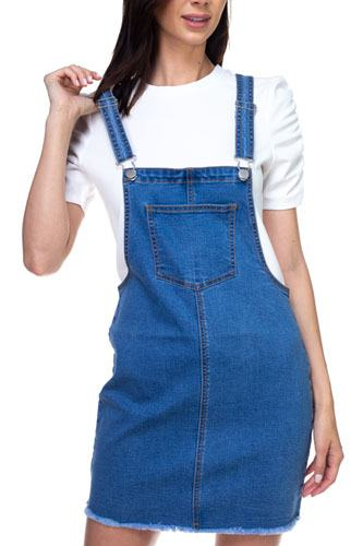Mini denim overalls-id.cc39369