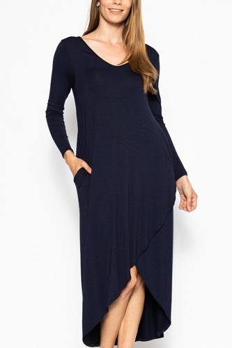 Long sleeve maxi dress-id.cc39387b