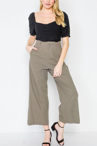High-waist wide leg pants-id.cc39411a