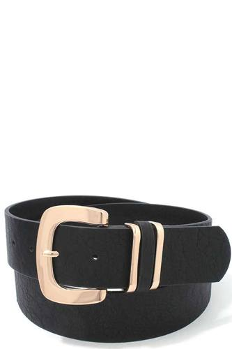 Metal buckle pu leather belt-id.cc39532