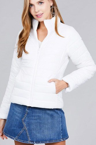 Long sleeve quilted padding jacket-id.cc39629h