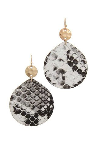 Double circle drop earring-id.cc39690
