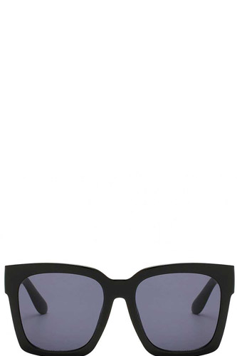 Shatter resistant fashion nerd style sunglasses-id.cc39703