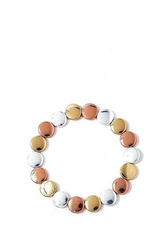 Modern chic beaded bracelet-id.cc39750