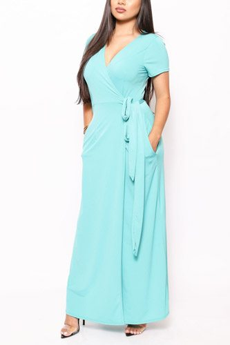 Simple, sexy, and chic floor length wrap dresses-id.cc39833