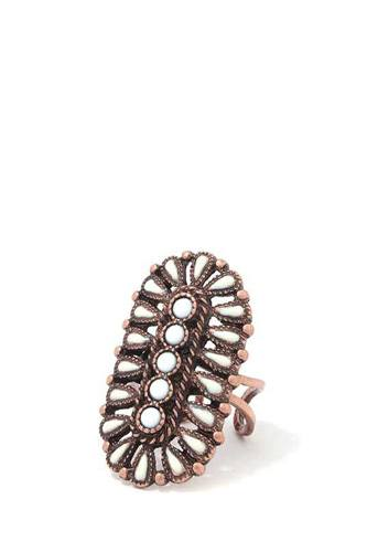 Metal cuff ring-id.cc39951