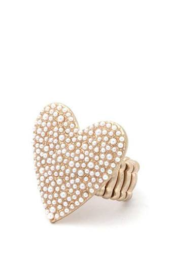 Heart shape ring-id.cc40142