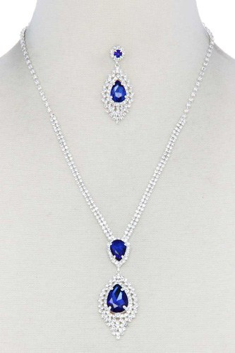 Rhinestone necklace-id.cc40282