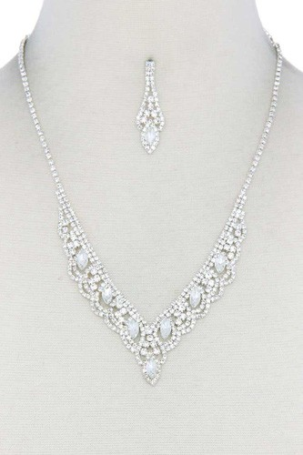 Rhinestone necklace-id.cc40285