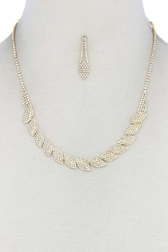 Rhinestone necklace-id.cc40297