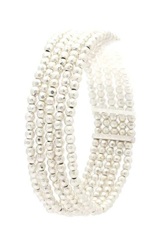 Beaded stretch bracelet-id.cc40493