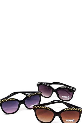 Modern fashion sleek sunglasses -id.cc40510