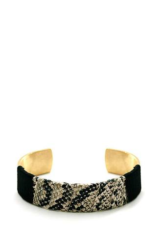 Trendy animal skin pattern bracelet-id.cc50632
