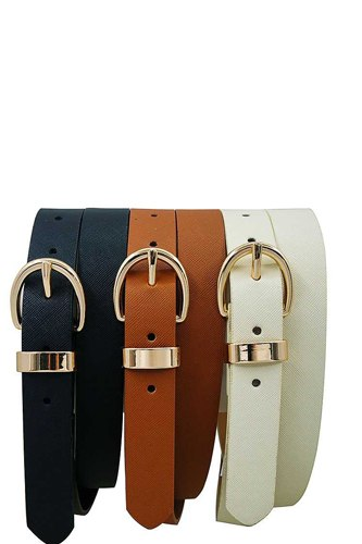 Trio metal loop ring belt set-id.cc50642
