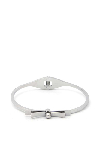 Knot stainless steel bangle-id.cc50821