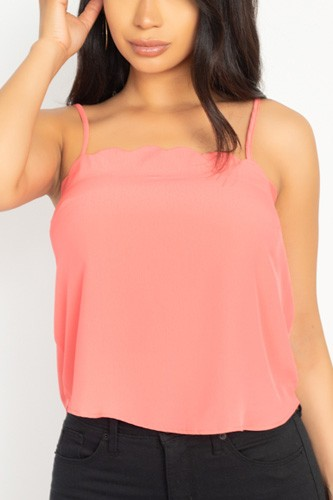 Scallop opening cami top-id.cc51022b