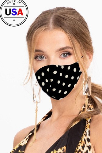 Made in usa fashionable 3d reusable face mask-id.cc51102