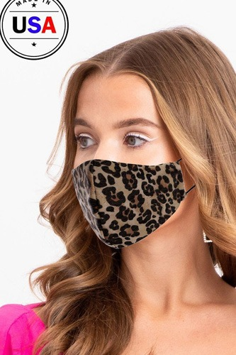 Made in usa fashionable 3d reusable face mask-id.cc51107