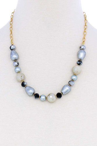 Modern beaded trendy necklace-id.cc51174