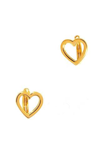 Cute mini heart earring-id.cc51404