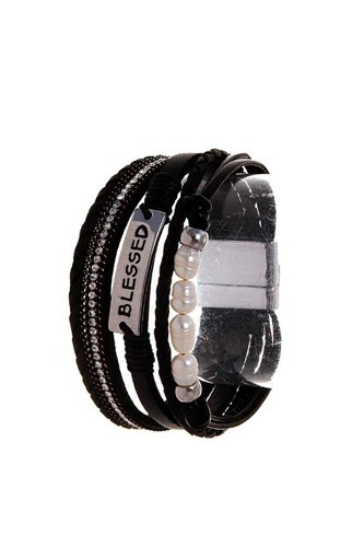 Stylish multi layer blessed bracelet-id.cc51407