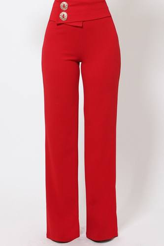 Oversized button front detail pants-id.cc51497a