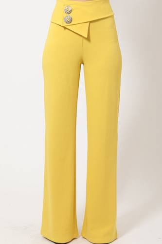 Oversized button front detail pants-id.cc51497b