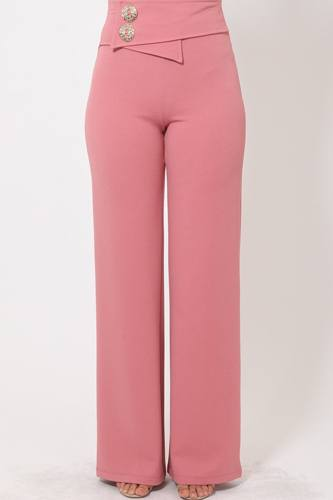 Oversized button front detail pants-id.cc51497c