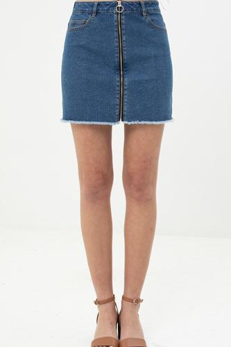 Unique design denim skirt-id.cc51510
