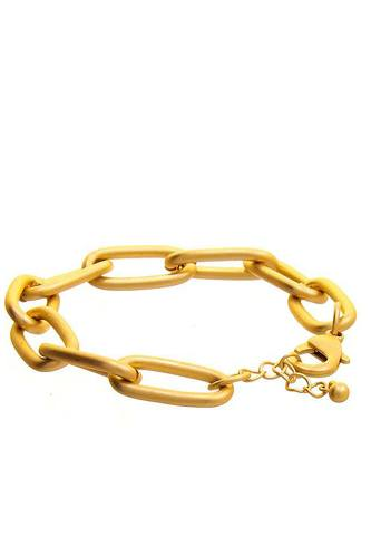 Stylish fashion thick chain bracelet-id.cc51555