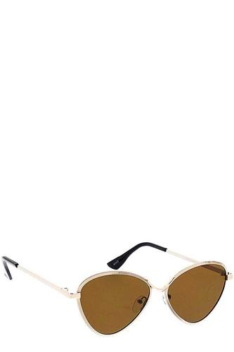 Shaded tint round sunglasses-id.cc51888