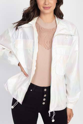 Holographic windbreaker jacket-id.cc52162a