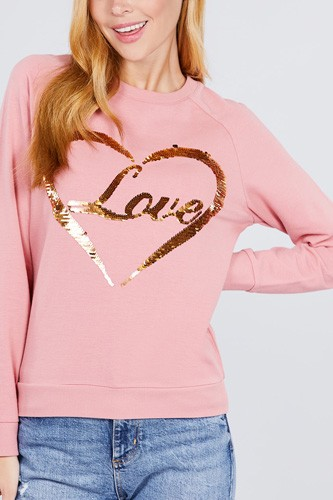 Love sequins pullover-id.cc52166b
