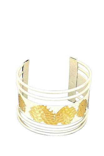 Fashion gold foil stylish bracelet-id.cc52190