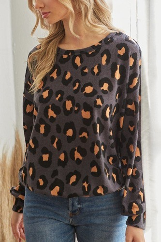 Casual leopard print long sleeve-id.cc53167a